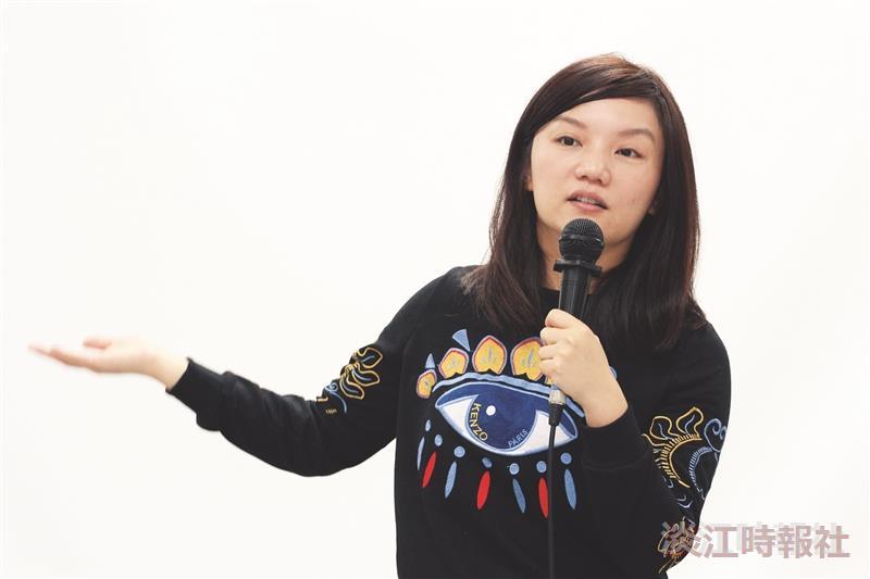 楊南倩分享 《原來你還在》電影拍攝經驗
