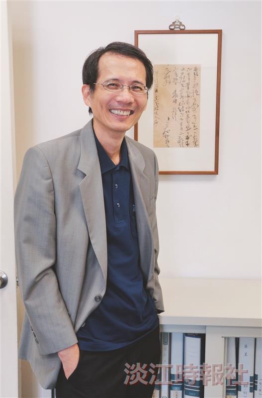 王志銘帶領通核中心 全面革新課程架構