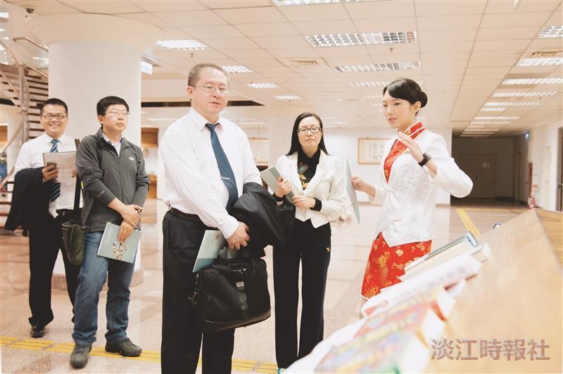 北京航空航天大學來訪讚學務諮輔成果赫赫