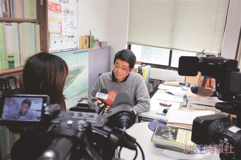 8媒體訪張勝雄談高鐵案