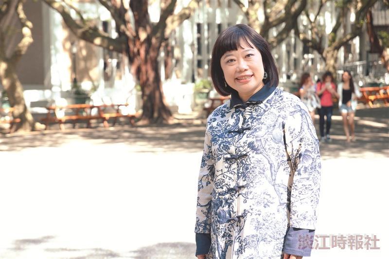 【卓爾不群】記錄生活真相 忠實傳達生命意念 大葉大學 李靖惠 助理教授