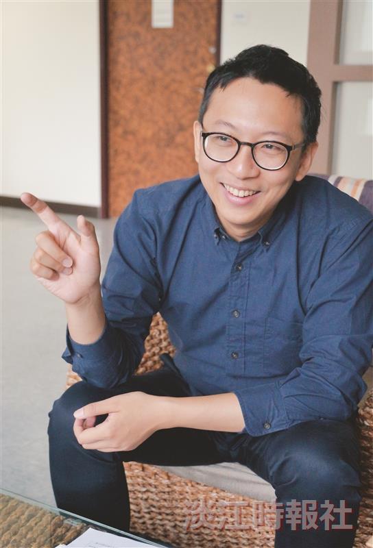 世界最聰明大學臺灣第一人葛如鈞