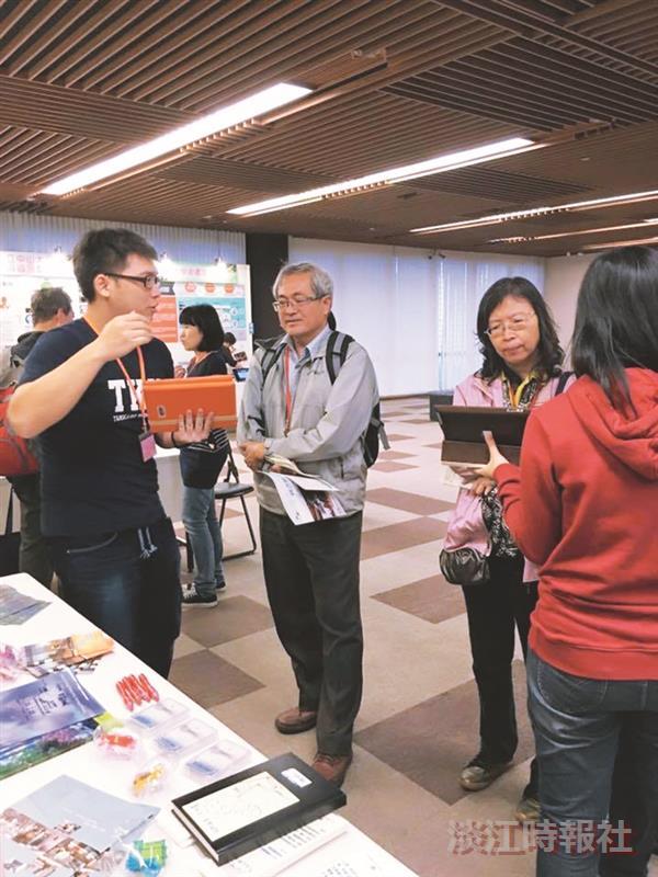 圖書館空間改造獲票選第一<br />Chueh Sheng Library's Vision is Rewarded