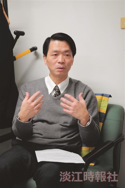 【104學年度新任二級主管介紹】EMBA執行長林宜男