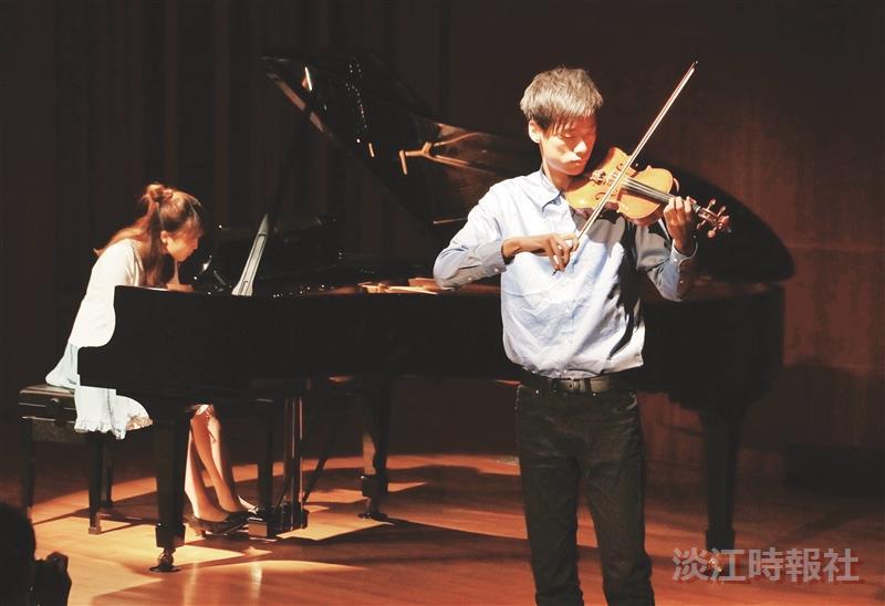 鋼琴社跨校舉辦聯合音樂會