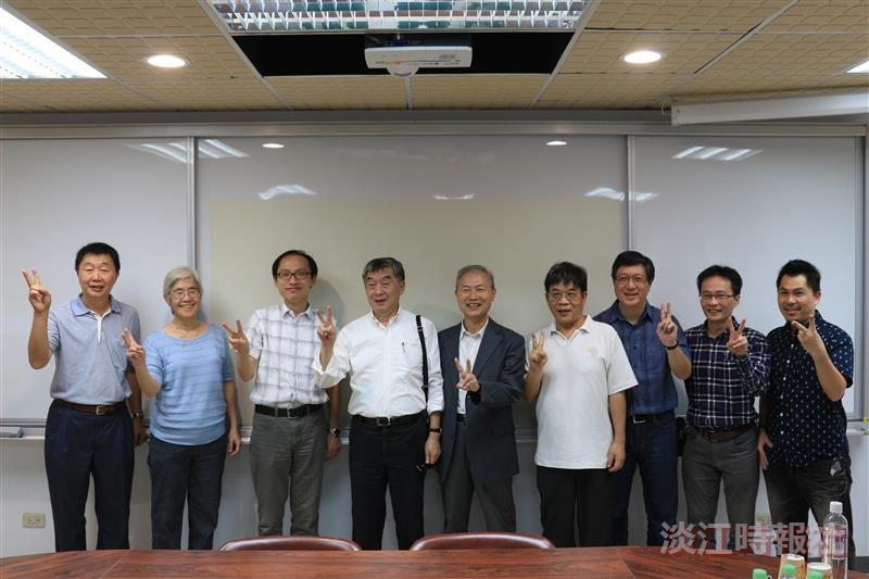 數學系理監事會議