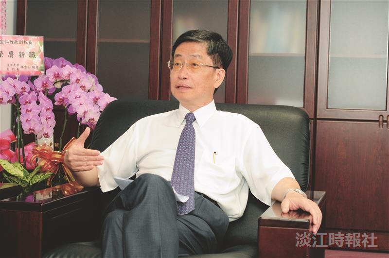 行政副校長胡宜仁