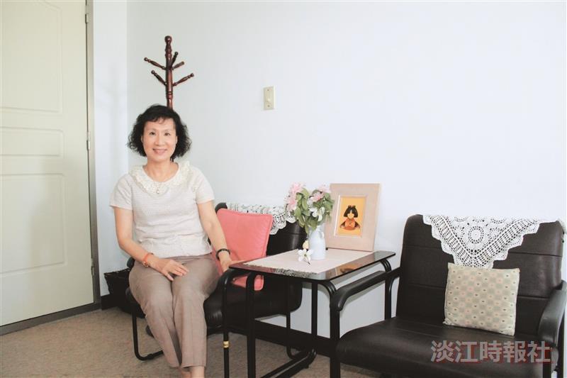【教師節特刊】心靈導師 積極倡議全人教育 日文系專任副教授 黃淑靜