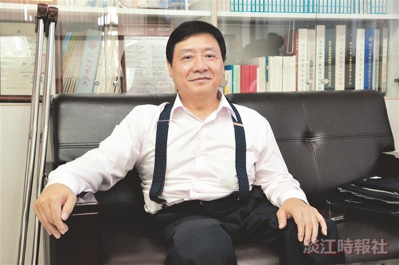 考公職有障礙 行穩致遠開拓創業路 永旺五金塑膠鋼模有限公司董事長 李延年