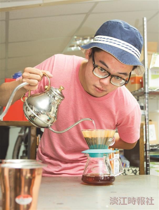 TISCA全國學生手沖咖啡季軍