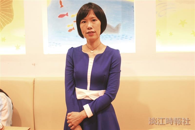 樂生涯管理顧問中心執行長藍如瑛 跨界學 樂於助人職涯發展