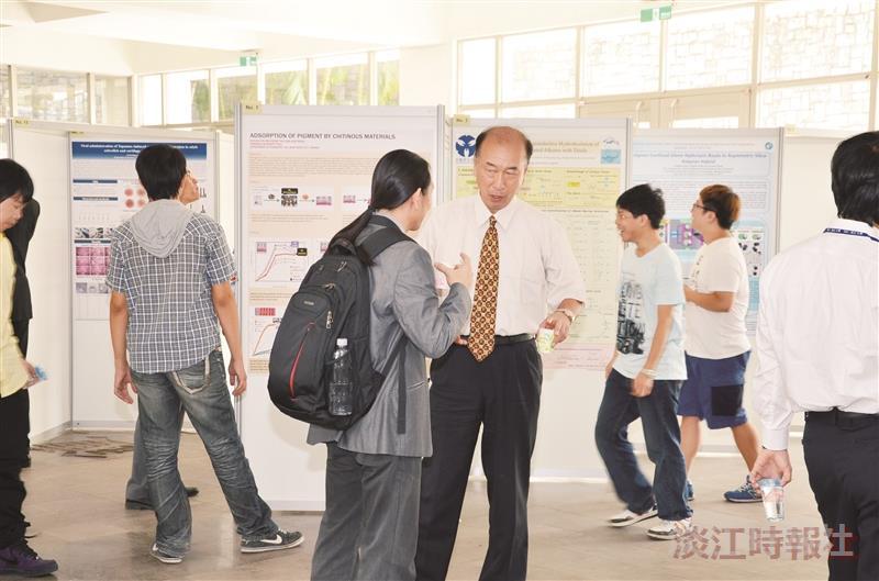 百篇論文爭鳴 化學系國際學術研討<br />The Chemistry Department Presents Dissertations on Applied Chemistry and Technology