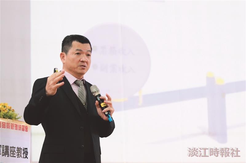【專題演講二:臺北捷運品質管理的現況與展望】