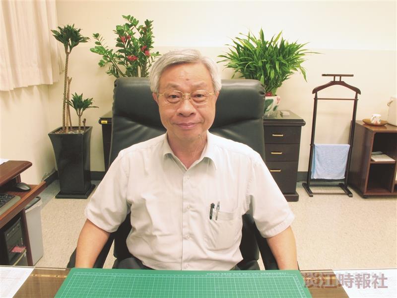 成教部執行長吳錦全