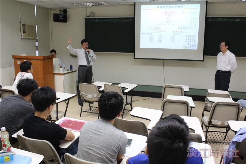 環保副署長張子敬暢談政策現況