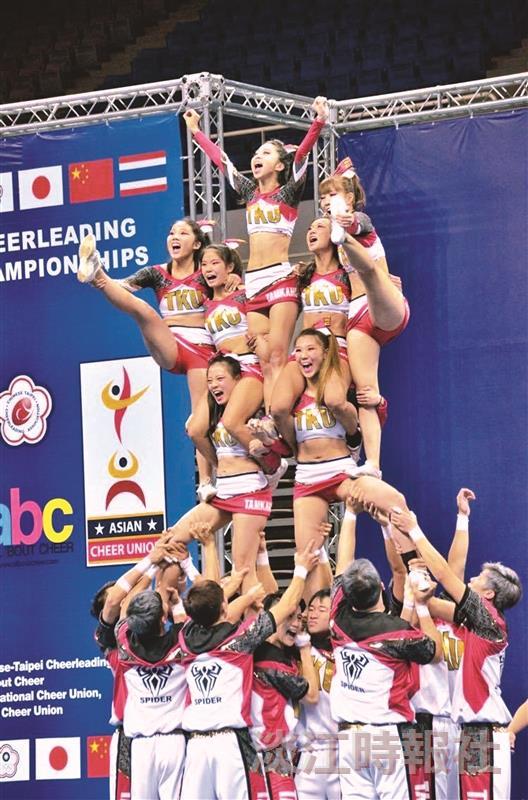 啦啦隊亞洲盃季軍 新血獲佳績