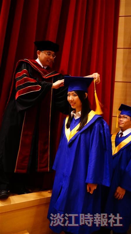 TKU Lanyang Commencement