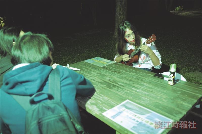 烏克麗麗社在琴聲中尋找覺軒妹妹