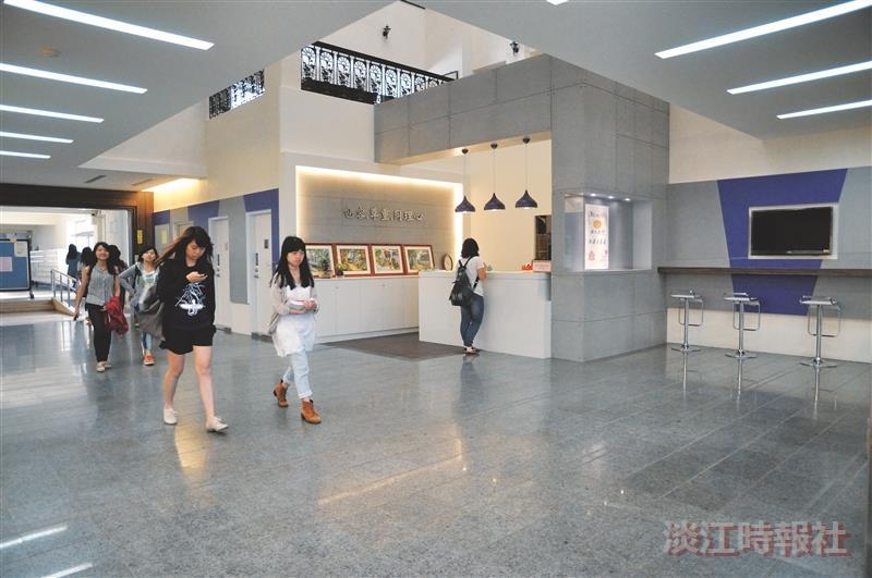 松濤女宿摩登時尚風 活動中心重塑生命力