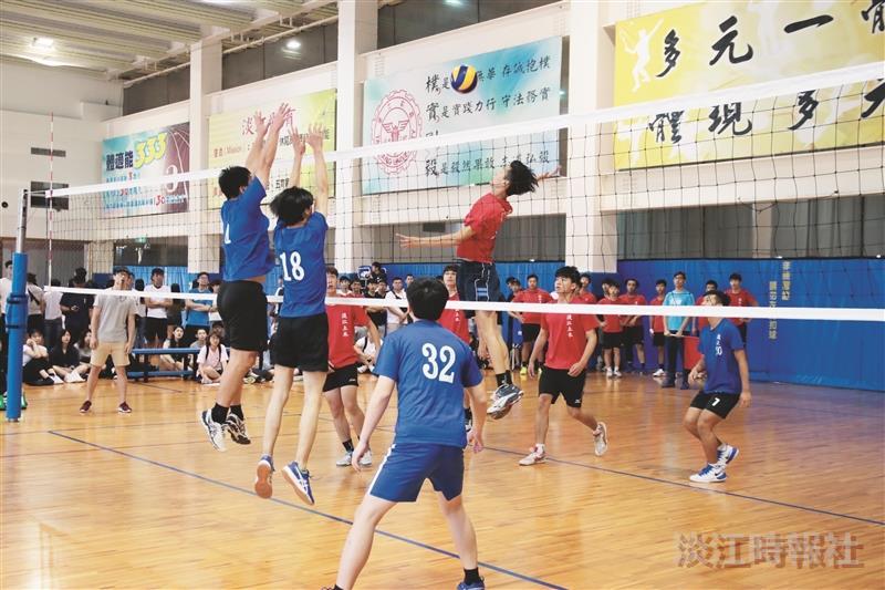 校長盃男女排土木、日文掄元
