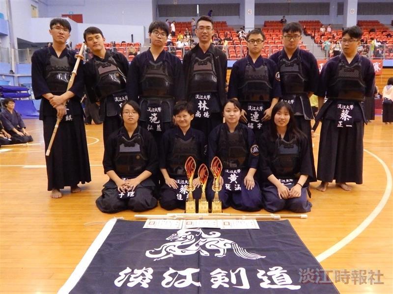劍道社10/13參加108年臺北市中正盃劍道錦標賽