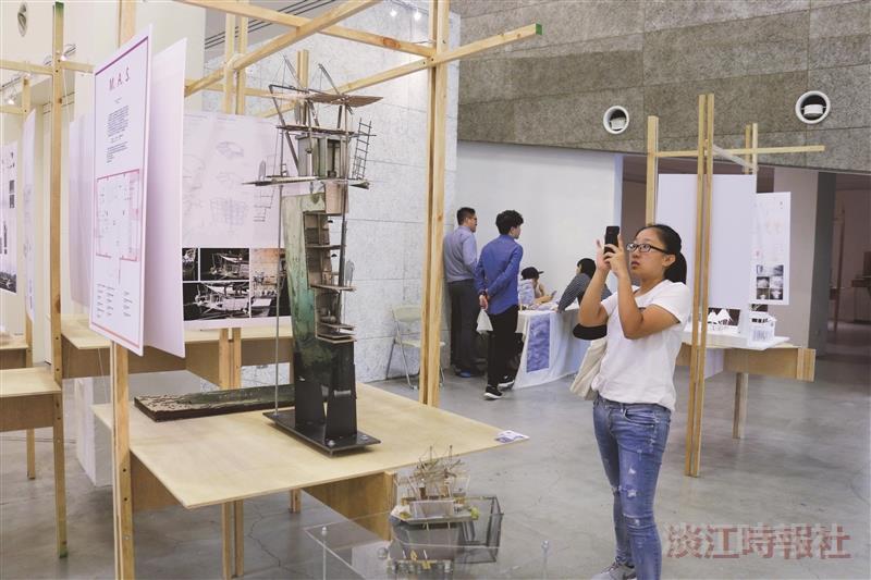 微建築展呈現綠色設計理念