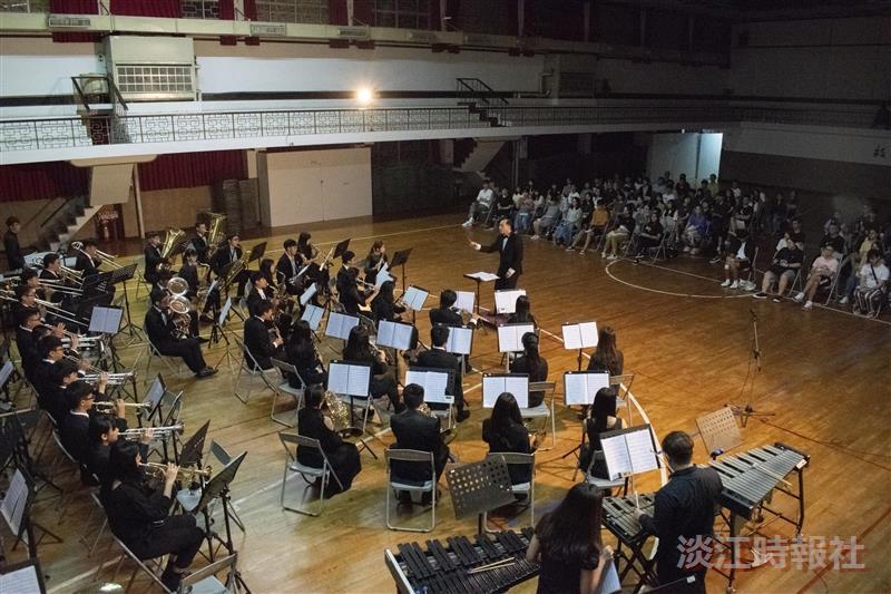 淡江管樂團《Fantasy》期初音樂會