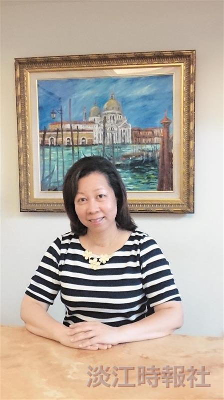 外語學院/日本語文學系主任曾秋桂