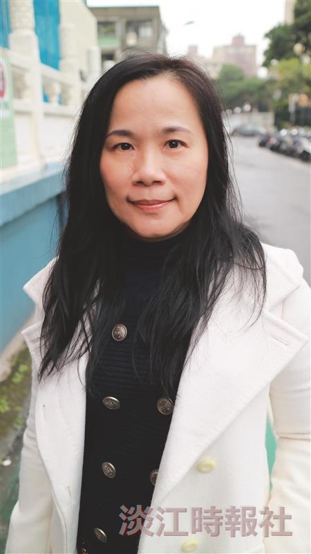 專任教師評鑑優等獎-統計系教授林志娟