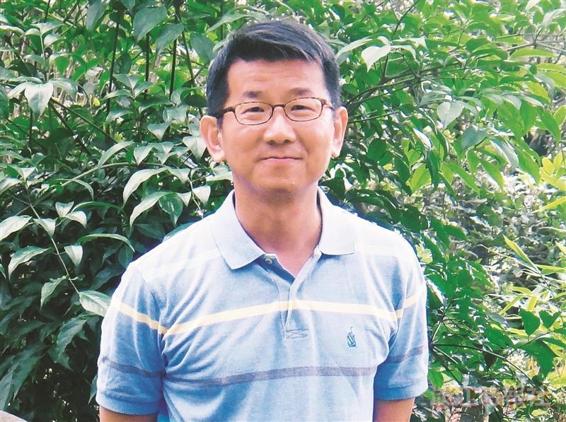 理學院/X光科學研究中心主任杜昭宏