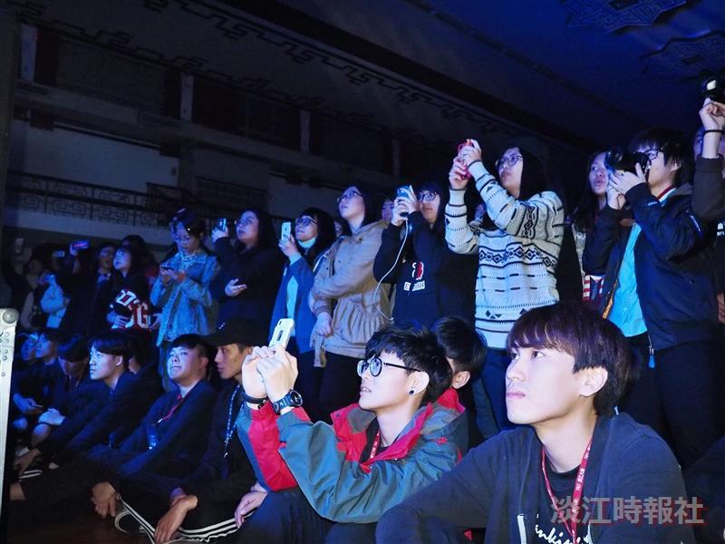 淡江耶誕城-永無島「音樂島校園演唱會」