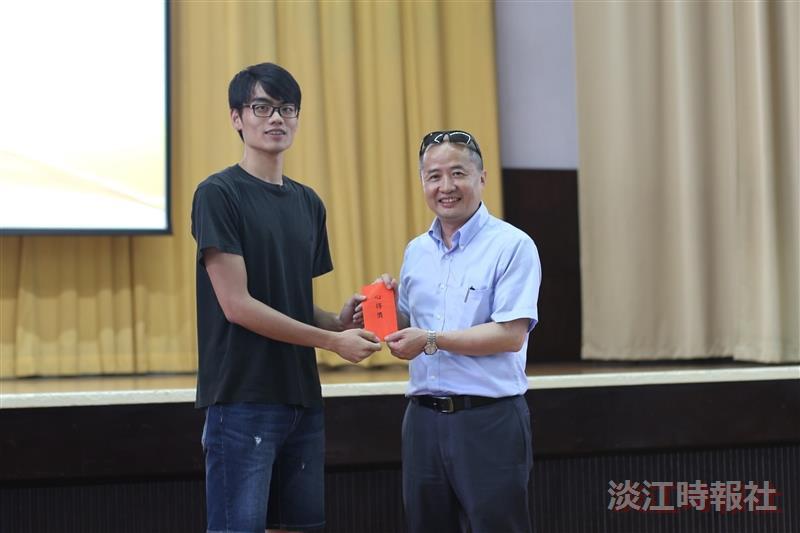千華數位微學程征文活動頒獎
