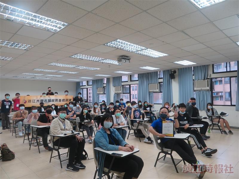 108百香果的滋味-志願服務基礎訓練