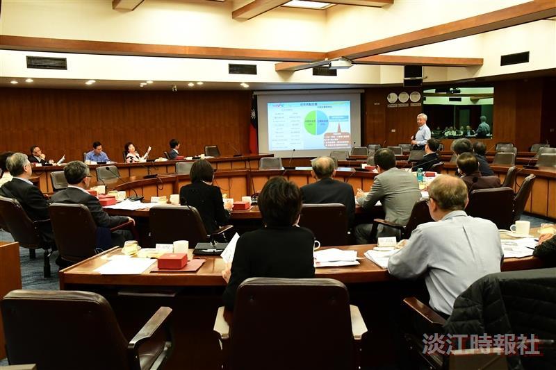 行政會議 通過新設研究中心