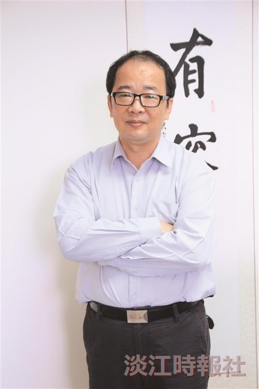 戰略所校友 國安會副秘書長 陳文政 善用學習資源 鍛鍊抗壓力