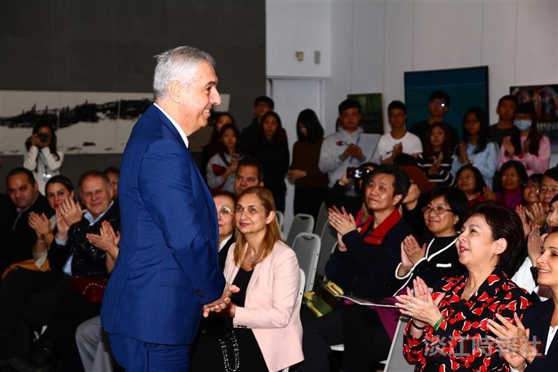 「伊斯坦堡行腳」開幕典禮