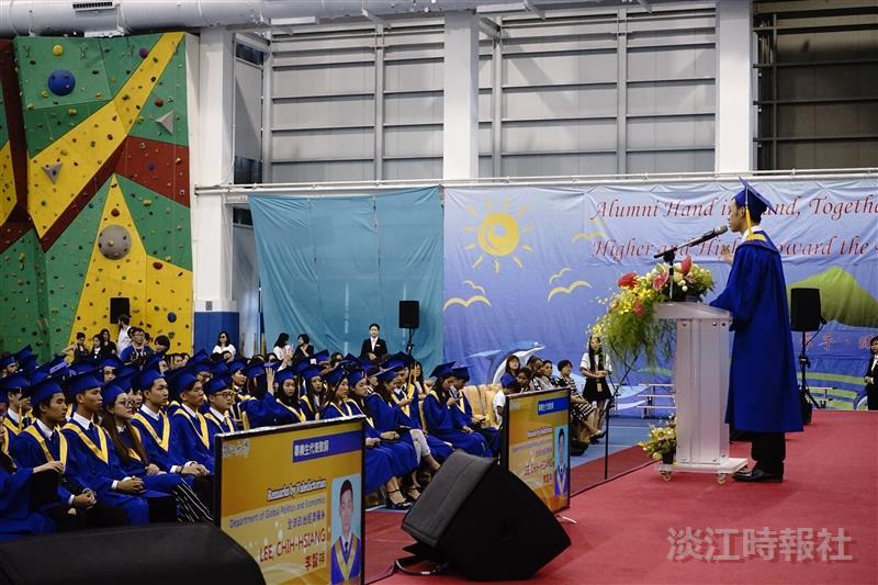蘭陽校園畢業典禮