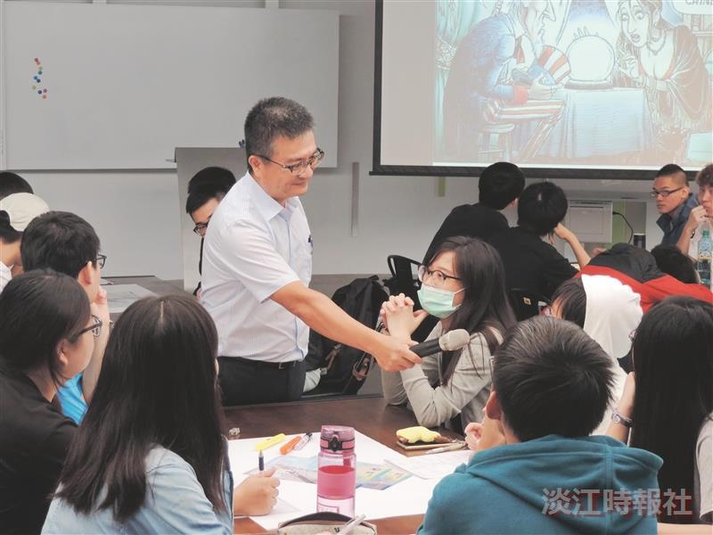 大班課程觀課 切磋教學