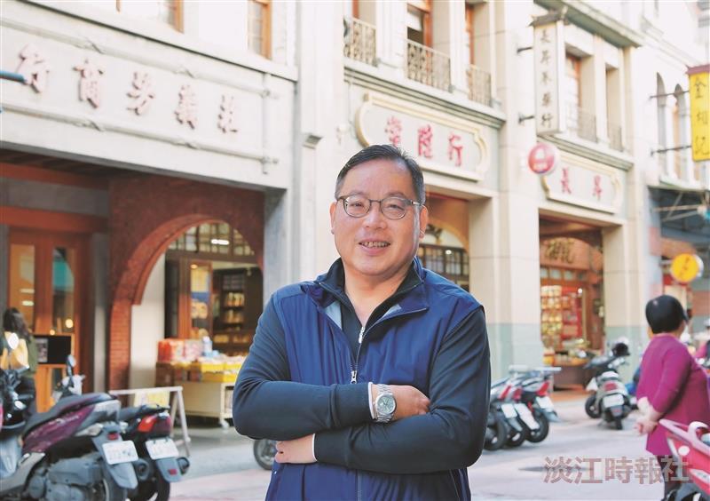 富樂群建設董事長莊子華