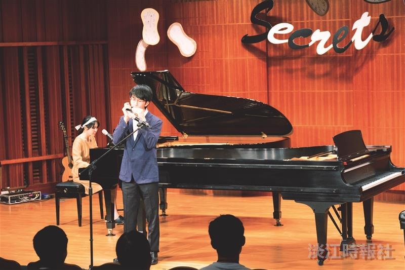 鋼琴社 彈奏不想說的秘密