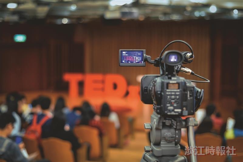 【社團大聲公】TEDxTKU工作坊