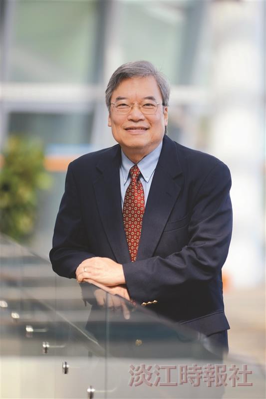 水環系熊貓講座邀請現任新加坡國立大學副校長劉立方