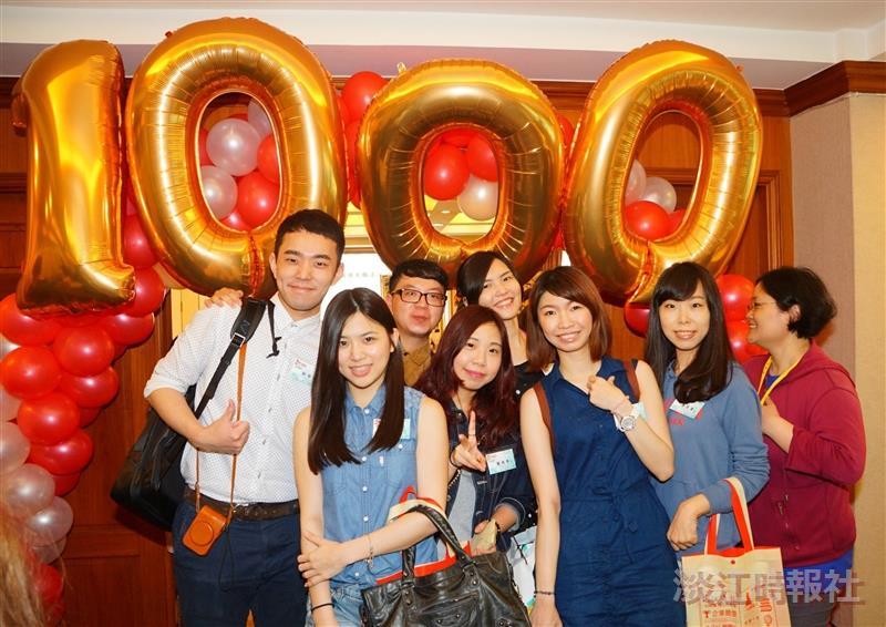 【66週年校慶】時報1000期茶會逾百位交流同慶