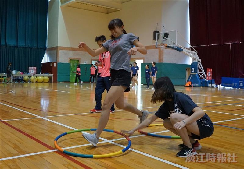 2019校慶運動會趣味競賽
