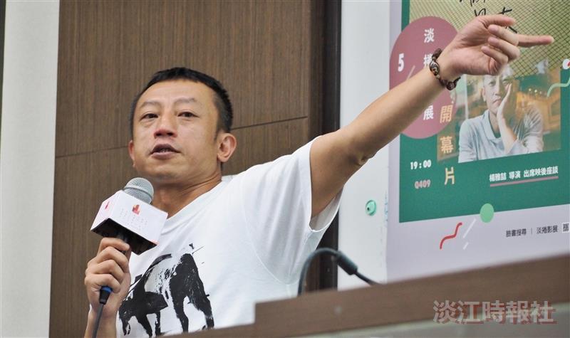 大傳3校友入圍台北電影節