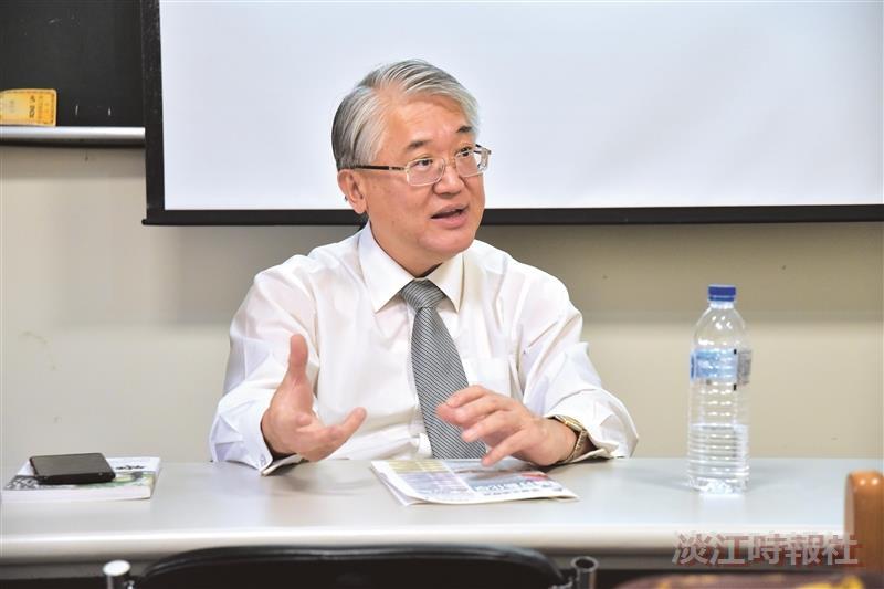魏寶生談臺灣保險業挑戰