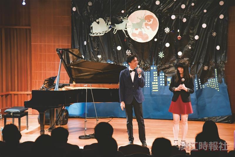 鋼琴社期末音樂會 Last Christmas 琴戀聖誕