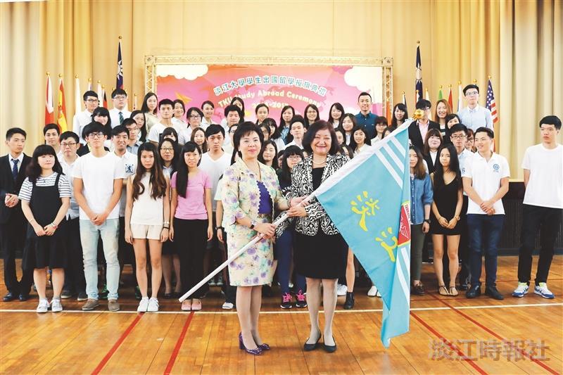 逾500大三生留學一年起程