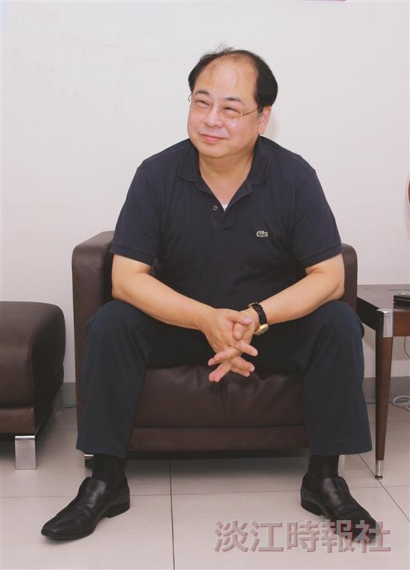 化學系校友 宗瑋工業公司董事長 林健祥 主動探索知識 邁向成功