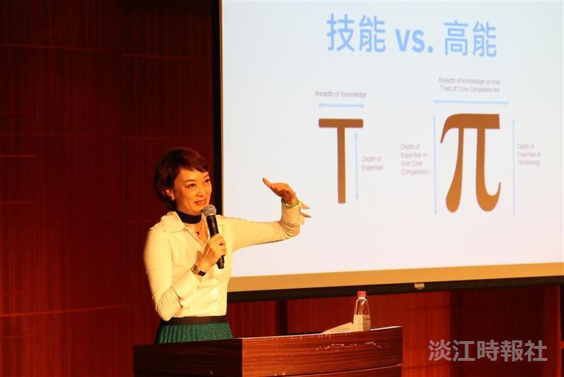 IBM大中華區副總裁把握三秘訣       職場非你莫屬